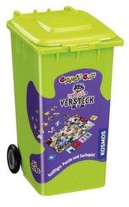 Kosmos 697877 - Crazy Cat: im Müll-Versteck
