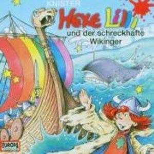 Hexe Lilli 16 und der schreckhafte Wikinger. CD