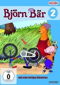 Björn Bär und seine lustigen Abenteuer 2 (DVD)