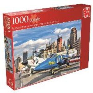 Intrepid Sea, Air & Space Museum, New York. Puzzle 1000 Teile