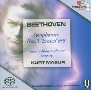 Sinfonien 3 & 8