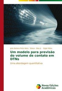 Um modelo para previsão do volume de contato em DTNs