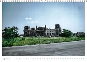 Berlin - Vintage Views (Wall Calendar 2015 DIN A3 Landscape)