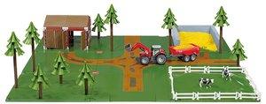 Siku 5601 - SIKUWORLD: Farmer Startset, mit Traktor und Anhänger