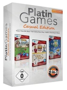 Platin Games - Casual Edition