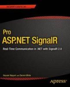 Pro ASP.NET SignalR