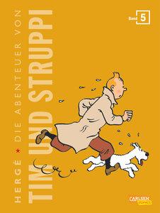 Tim und Struppi Kompaktausgabe 05.