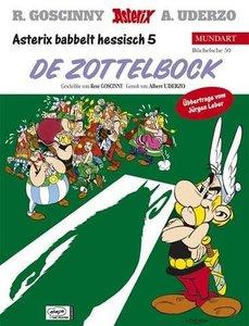 Asterix Mundart 50. De Zottelbock