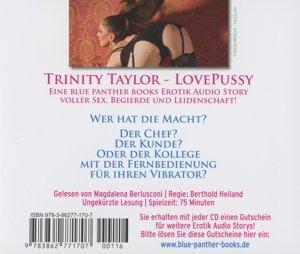 LovePussy | Erotik Audio Story | Erotisches Hörbuch