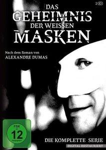 Das Geheimnis der weissen Masken