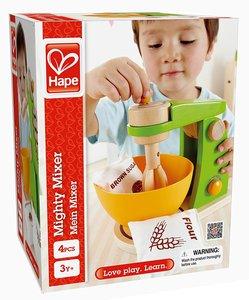 Hape E3104 - Mein Mixer, 4 teilig