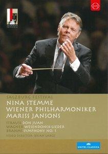 Salzburg Festival: Don Juan/Wesendonck-Lieder/+