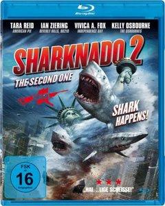 Sharknado 2 - The Second One - Shark Happens!