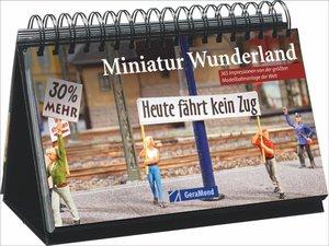 Tischaufsteller - Miniatur Wunderland
