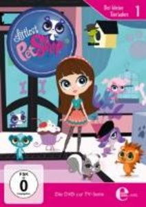 """Littlest Pet Shop 01 """"Der kleine Tierladen"""""""