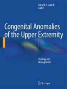 Congenital Anomalies of the Upper Extremity