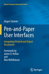 Pen-and-Paper User Interfaces