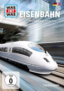 Was ist Was TV. Eisenbahn / Rail Travel,. DVD-Video