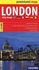 London City Map 1 : 16 000