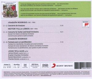 Concierto de Aranjuez/Guitar Concerto