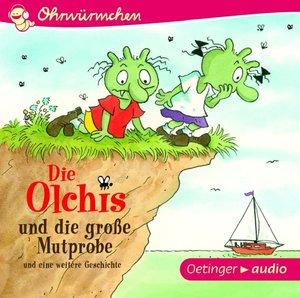 Die Olchis und die grosse Mutprobe (CD)