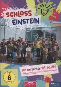 Schloss Einstein Box - Staffel 16