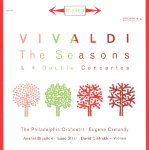 The Four Seasons op.8/Double Concertos