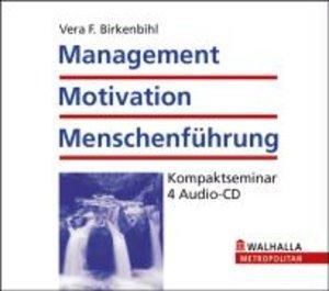 Birkenbihl: Management/Motivation/Menschenführung/4 CDs