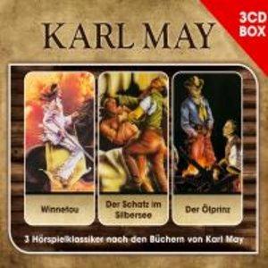 Karl May: Hörspielklassiker - 3-CD Hörspielbox