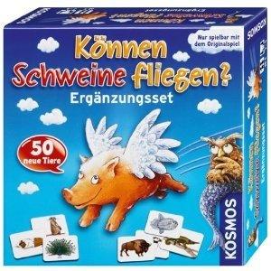 Kosmos 697167 - Können Schweine fliegen? Ergänzungsset mit 50 Ti