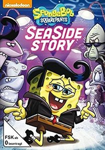 Spongebob Schwammkopf-Sea Side Story
