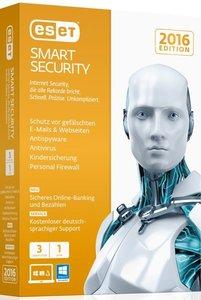 ESET Smart Security 2016 Edition 3 User. Für Windows XP/Vista/7/
