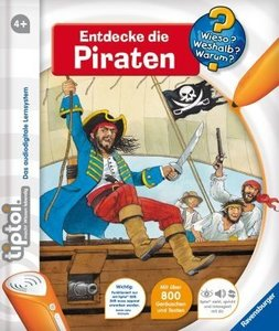 Ravenburger - Tiptoi Piraten