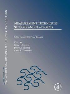 Measurement Techniques, Platforms & Sensors