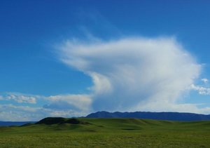 Wildes Wyoming (Tischaufsteller DIN A5 quer)