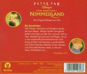 Peter Pan 2. CD