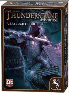 Pegasus Spiele 51037G - Thunderstone Advance: Verfluchte Höhlen
