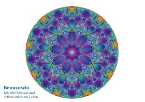 Mandalas (Posterbuch DIN A2 quer)