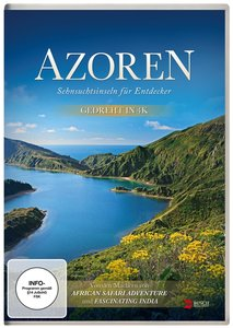 Azoren-Sehnsuchtsinseln für Entdecker