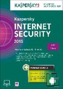 Kaspersky Internet Security 2015 + Android Sec. (FFP)