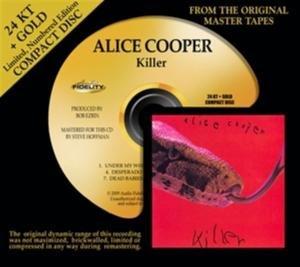 Killer 24k-Gold-CD