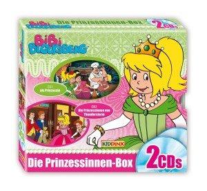 Bibi Blocksberg - Prinzessinnen-Box
