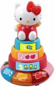 VTech 80-137304 - Hello Kitty: Stapelspaß