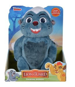 Simba 109316202 - Die Garde der Löwen, Action Plüsch Bunga