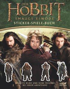 Der Hobbit: Smaugs Einöde - Sticker-Spiele-Buch