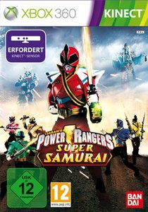 Power Rangers Super Samurai - Kinect