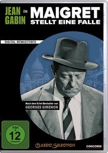 Maigret stellt eine Falle (DVD)