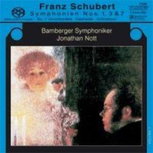 Sinfonien 1,3+7