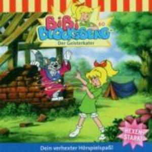 Bibi Blocksberg 60. Der Geisterkater. CD