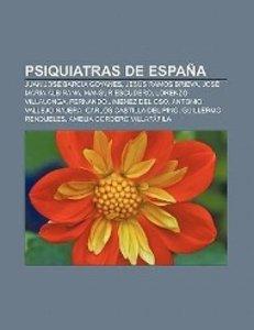 Psiquiatras de España